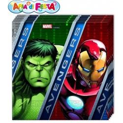 Tovaglioli in Carta Avengers