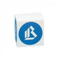 Cubo per appunti - bianco -...