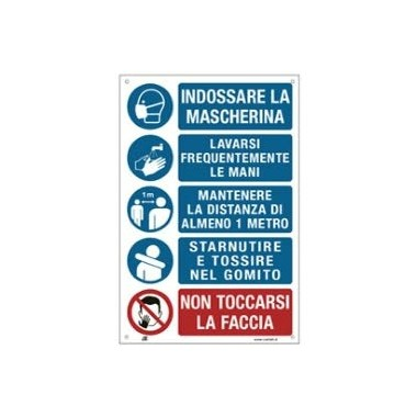 Etichetta: Disposizioni Igieniche...