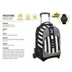 FC Juventus Zaino Trolley Staccabile con Gadget