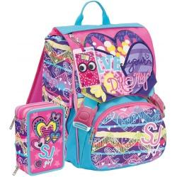 Schoolpack Sj Gang girl