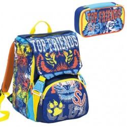 Schoolpack Sj Animals Boy