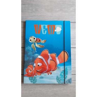 Cartellina Con Elastico Alla Ricerca Di Nemo