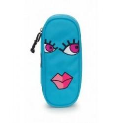 Lip Pencil Bag Plain Face Invicta