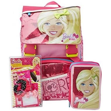 Schoolpack Barbie Sj Sparkle