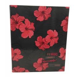 Cartellina Ad Anelli Comix Flowers