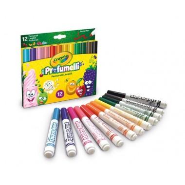 Crayola - Pennarelli Profumelli punta...