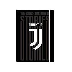 Cartellina Con Elastico Juventus