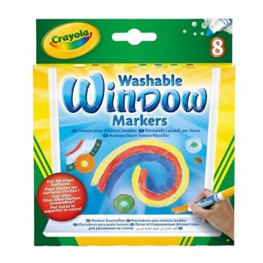 Crayola - Pennarelli per vetro