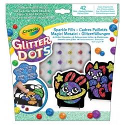 Crayola - Glitter Dots...