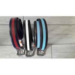 Campo Marzio Leather Belt