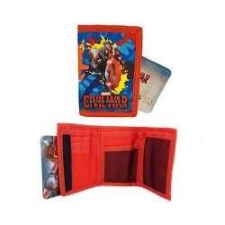 Wallet Captain America 3D Epic Battle Seven