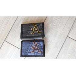Portafoglio Velcro Alternative A-Style Seven
