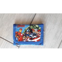 Portafoglio Velcro Avengers Marvel