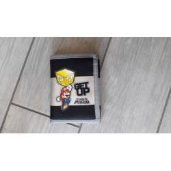 Portafoglio Velcro Super Mario