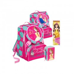 Schoolpack Disney Princess Beauty And The Best Seven