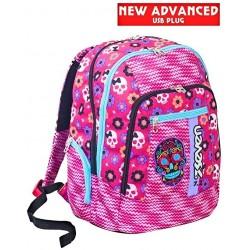 Zaino Scuola New Advanced Mexi Girl Seven