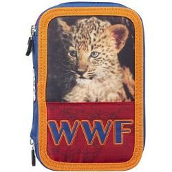 Astuccio A 3 Zip WWF