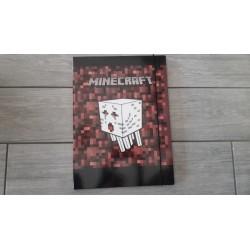 Cartellina Con Elastico Minecraft