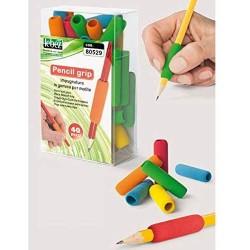 Impugnatura in gomma per matita