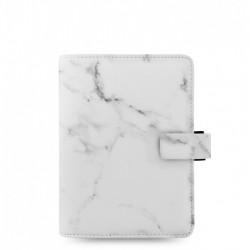 Organiser pocket Filofax Marble