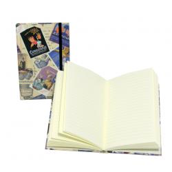 Quaderno con elastico A6 COCCOINA