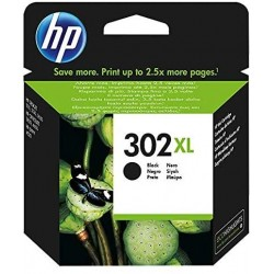 Cartuccia HP 302 XL nero