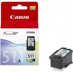 Cartuccia Canon 511 Colore