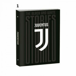 Cartellina Ad Anelli Juventus