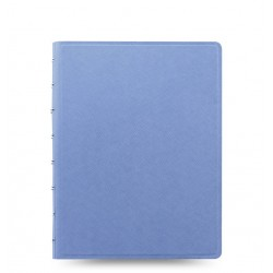Notebook A5 Saffiano vista blue - FILOFAX