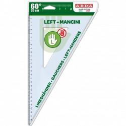 Squadra 60° 30 cm MANCINI