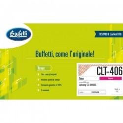 Toner Samsung - Compatibile CLT-406 Magenta