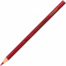 Pastello Giotto Supermina - 13 Rosso Carminio
