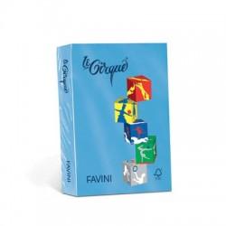Carta Le Cirque - colori forti - Azzurro reale - 80 g - Favini