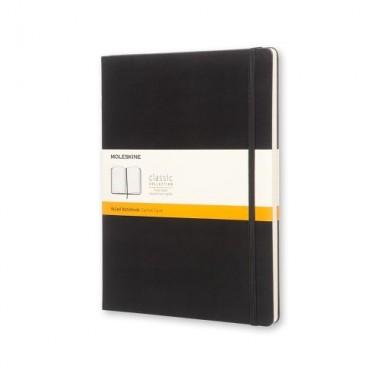 MOLESKINE notebook A4 rigato...
