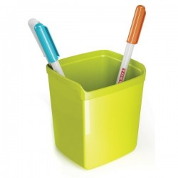 Bicchiere portapenne Plastic Desk