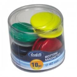 Magneti per lavagne - diametro 40 mm