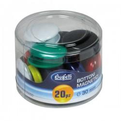 Magneti per lavagne - diametro 30 mm