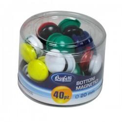 Magneti per lavagne - diametro 20 mm