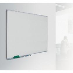 Lavagna magnetica bianca porcellanata - 100 x 150 cm