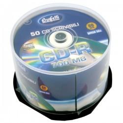 CD-R scrivibile - 700 MB - spindle da 50 - Silver