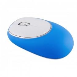 Mouse ottico wireless in silicone - Happy Color