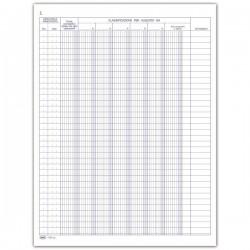 Registro di emergenza dei corrispettivi - 31 x 24,5 cm