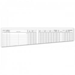 Registro degli Acquisti - 24 pagine - 31 x 24,5 cm