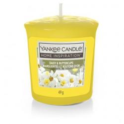 Yankee Candle Daisy & Buttercups | Votive con Vasetto