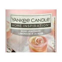 Yankee Candle Rose Lemonade | Votive con Vasetto